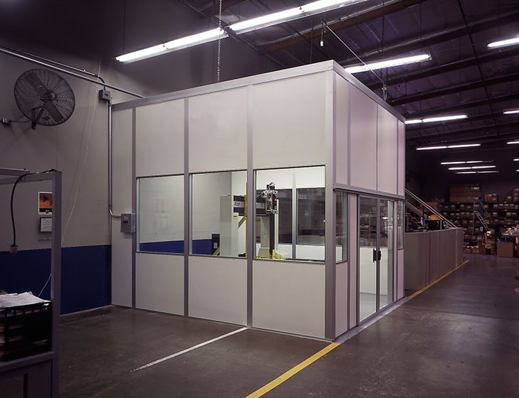 CMM Machine Enclosure