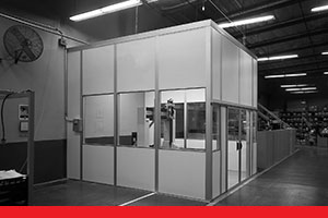 CCM Machine Enclosure